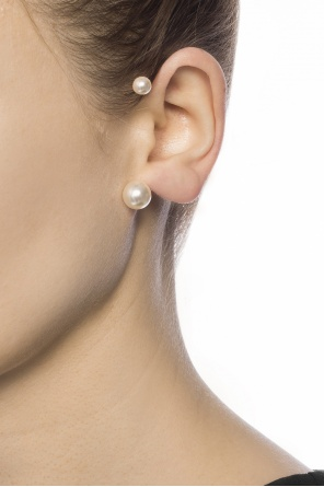 Earring with swarovski pearls od Chloe