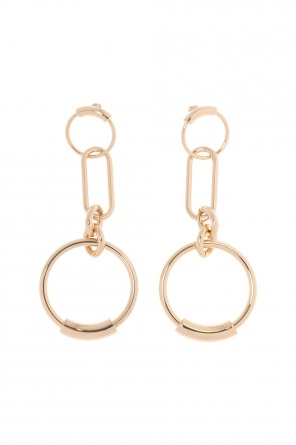 Earrings with loops od Chloe