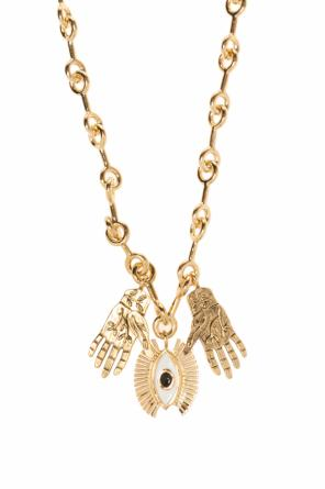 Embellished chain necklace od Chloe