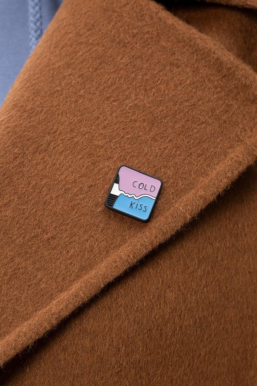 Chloé Printed brooch