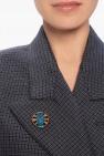 Chloé Logo brooch