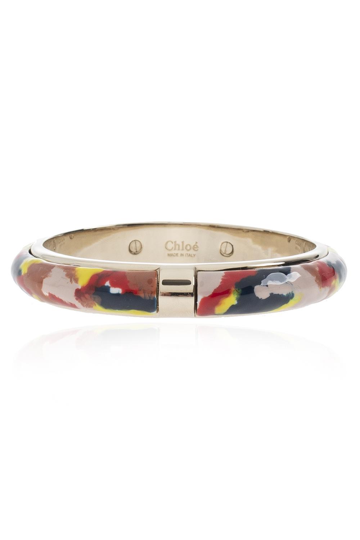 Chloé Brass bracelet