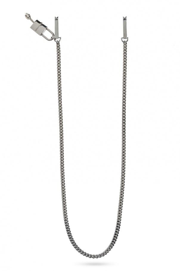 Dsquared2 Decorative chain necklace