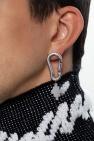 Marcelo Burlon Earring with logo