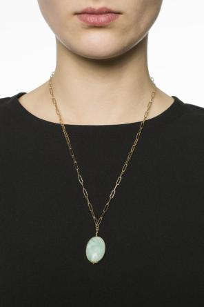 Necklace with charm od Isabel Marant