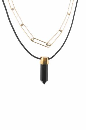Embellished double necklace od Isabel Marant