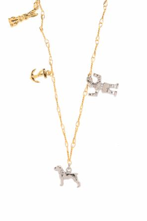 Necklace with charms od Marni