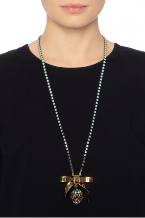 Necklace with pendant od Marni