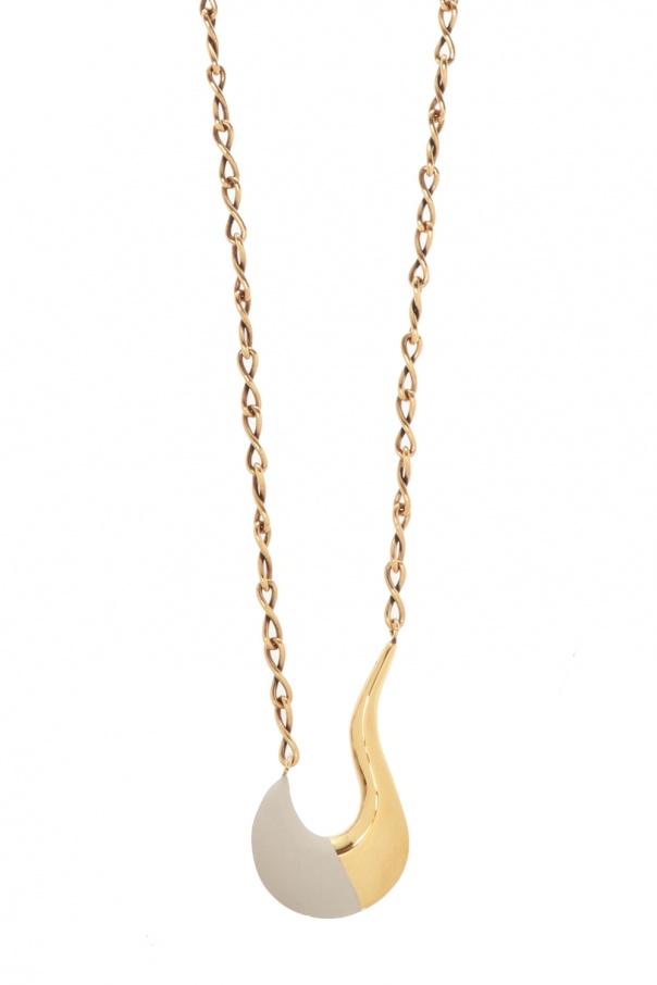 Marni Logo necklace