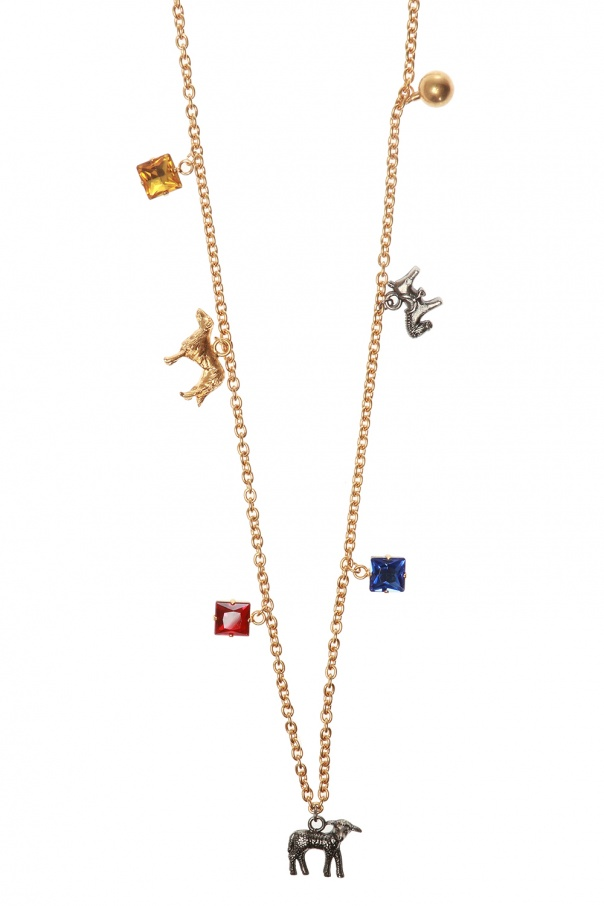 Marni Necklace with logo