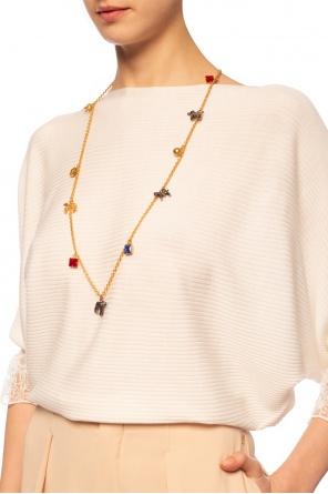 Necklace with logo od Marni