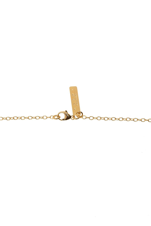 Marni Floral motif necklace