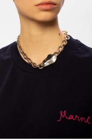 吊饰项链 od Marni