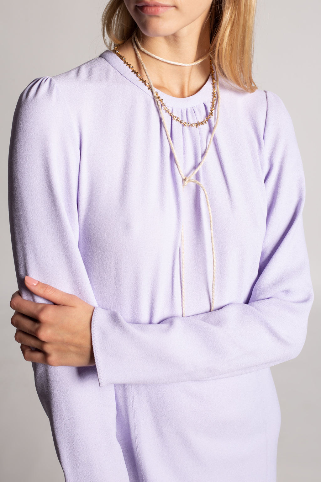 Marni Double necklace