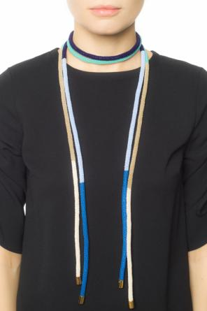 Double necklace od Marni