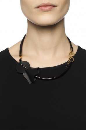 Adorned necklace od Marni