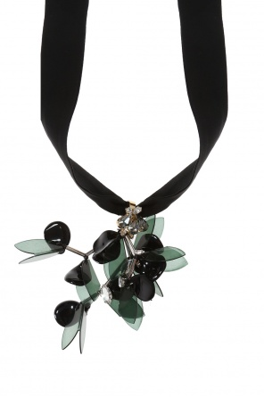 Ribbon tie necklace od Marni