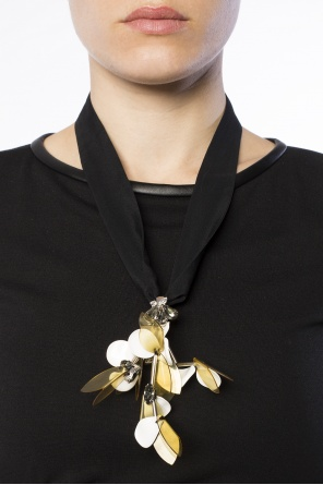 Necklace with charm od Marni