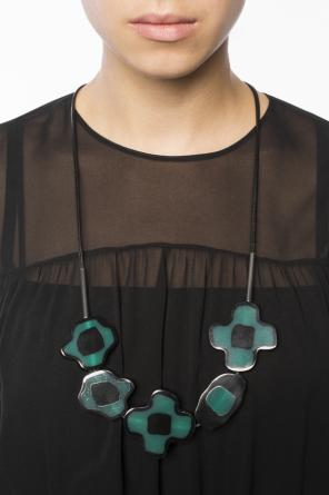 Necklace with decorative elements od Marni