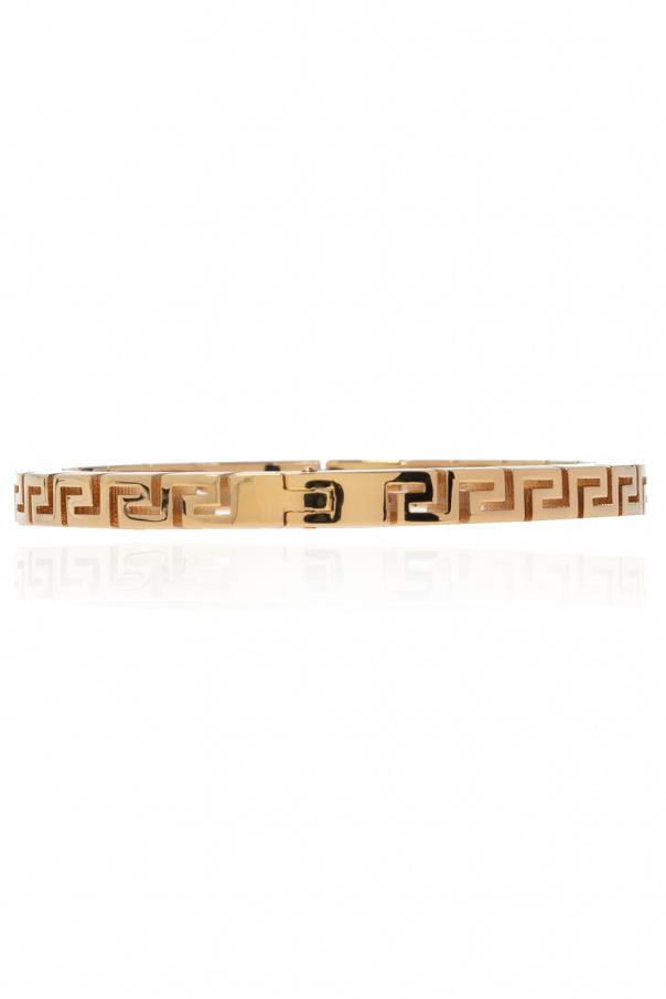 Versace Greek motif bracelet