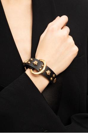 皮质手镯 od Versace
