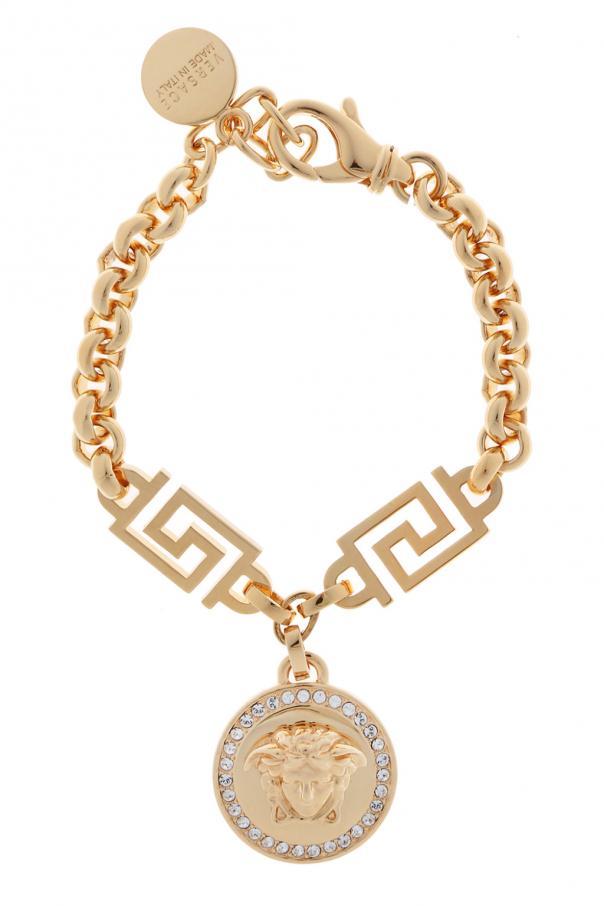 0503328c9daf Bracelet with charm Versace - Vitkac shop online