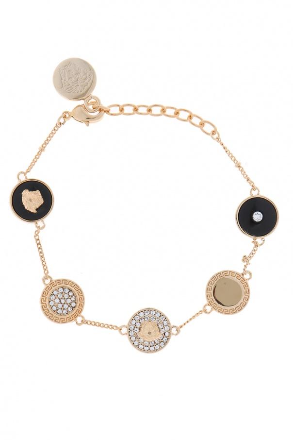 967c788125c4 Embellished bracelet Versace - Vitkac shop online
