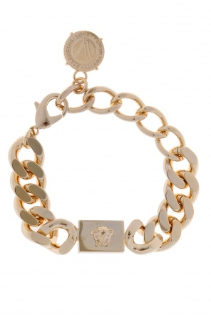 Bracelet with chain od Versace