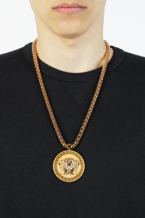 Metal necklace od Versace