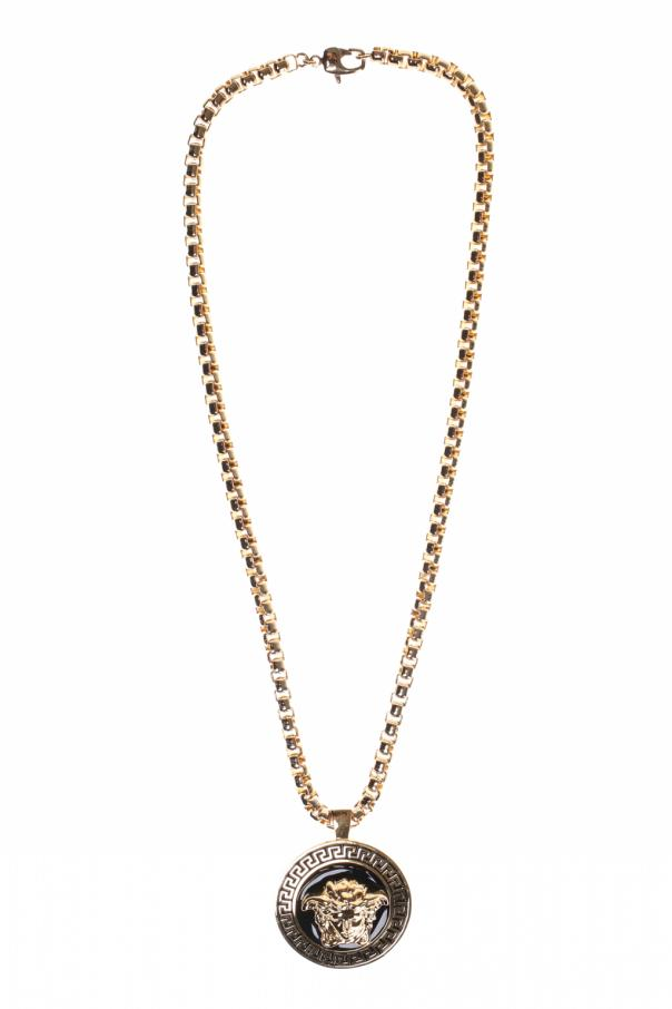 284319786fe8 Logo Necklace Versace - Vitkac shop online