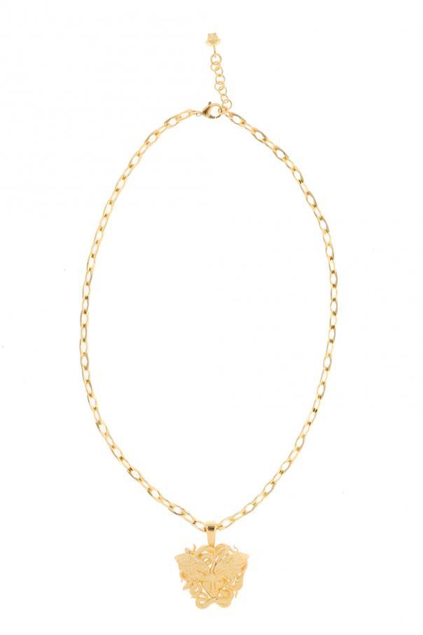 c96916feb302 Medusa charm necklace Versace - Vitkac shop online