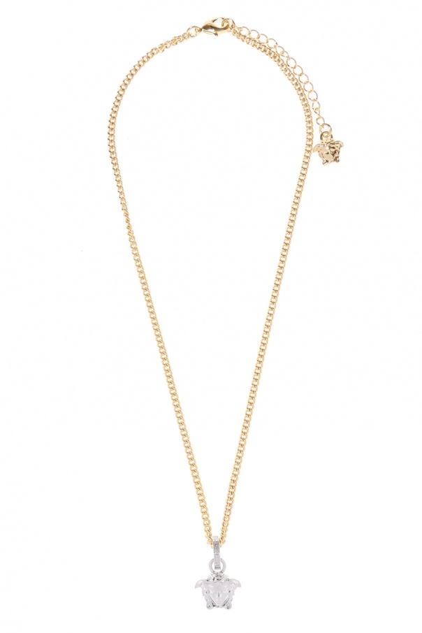 8c918b56416a Medusa head charm necklace Versace - Vitkac shop online