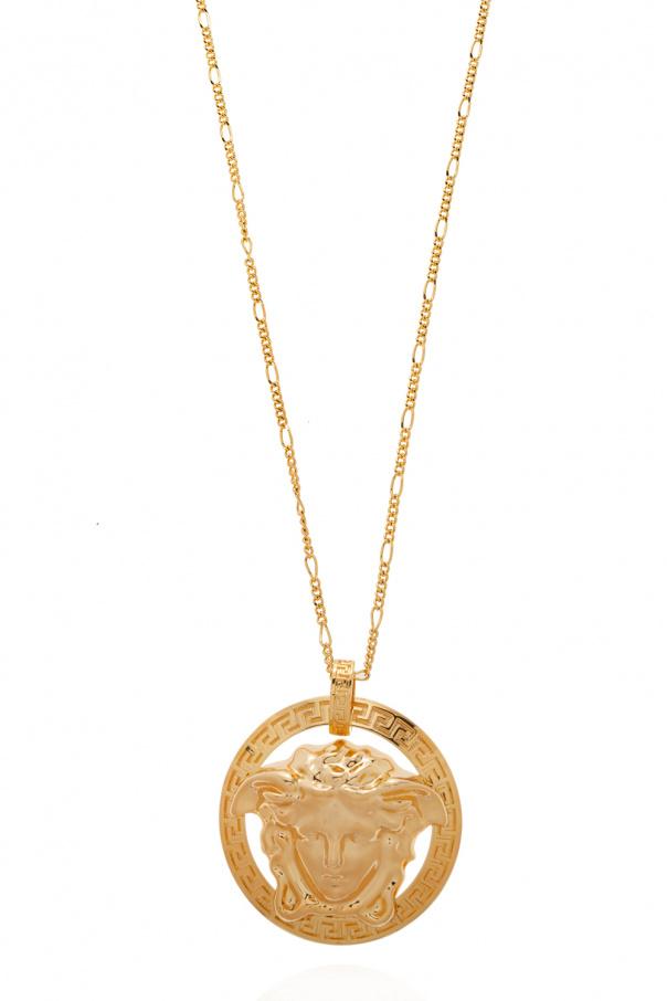 Versace Brass necklace