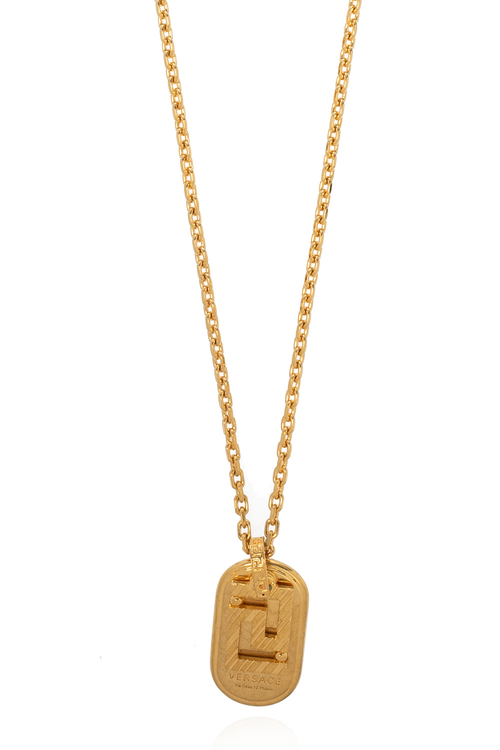 Versace Necklace with pendant