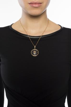 Necklace with charm od Versace