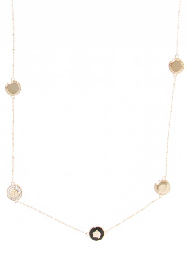 ab6bef2b6a88 Necklace with charms Versace - Vitkac shop online