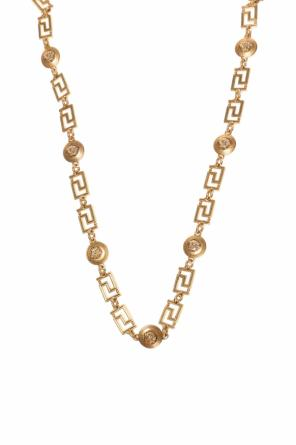 Greek motif necklace od Versace