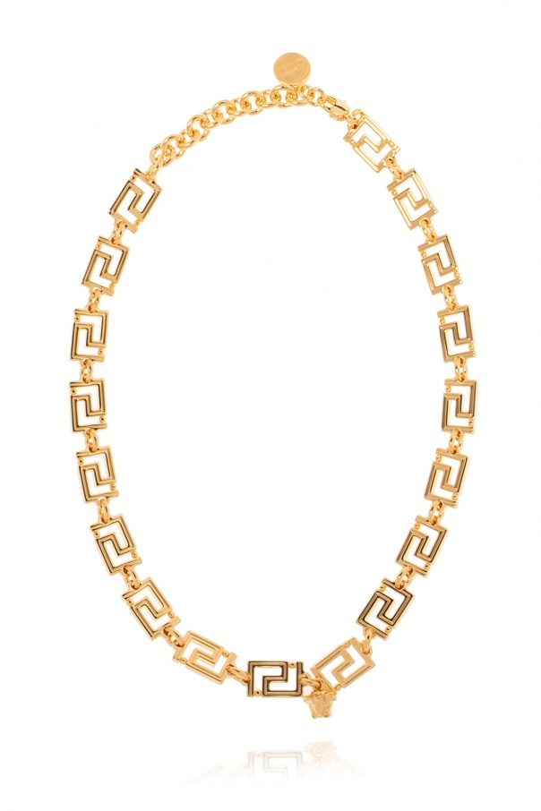 Versace Logo necklace