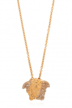 Necklace with logo od Versace