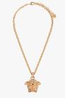 Versace Medusa head necklace