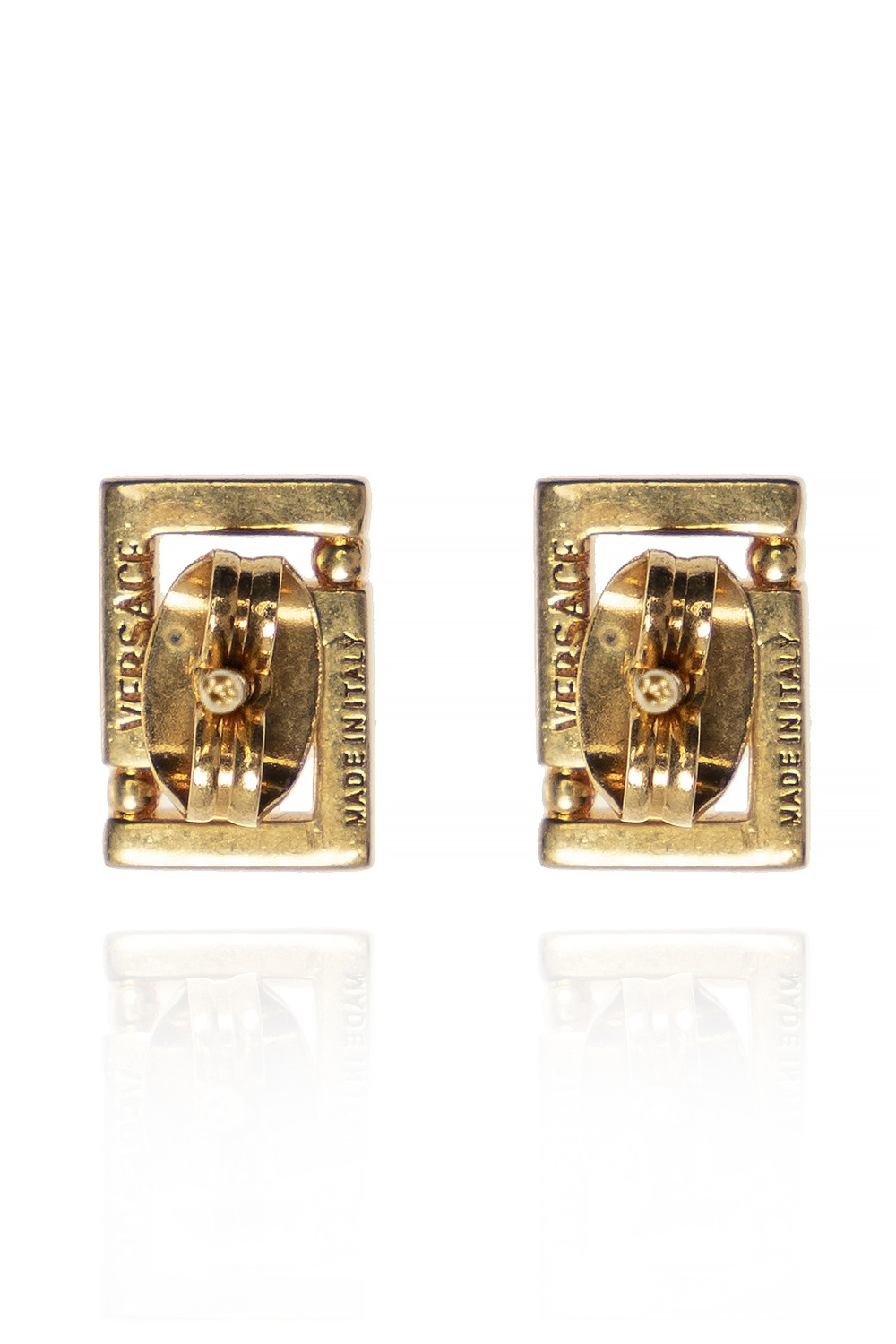 Versace Logo earrings