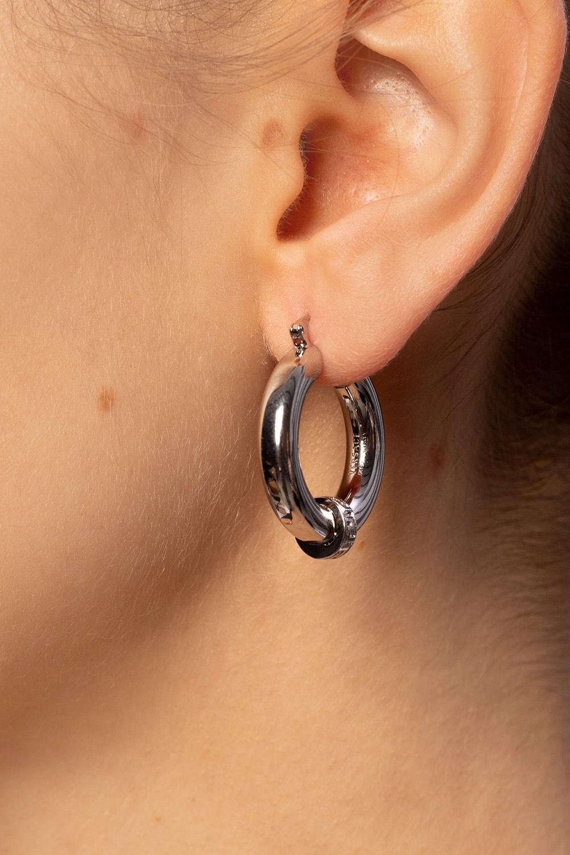 Versace 'Greca' earrings