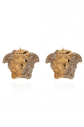 Medusa earrings od Versace