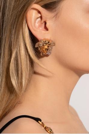 Medusa earrings od Versace