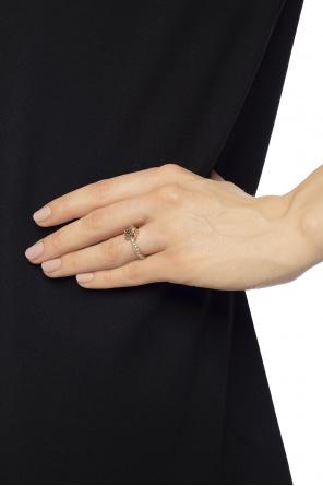 790a167460e Women's rings, silver, pearl, two-finger – Vitkac shop online