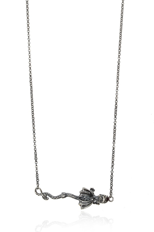 Midgard Paris 'Dragon' necklace