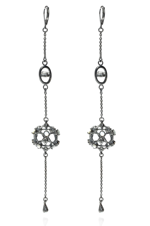Midgard Paris 'Face of Midgard' earrings