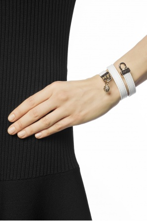 Bracelet with charm od Versace Versus