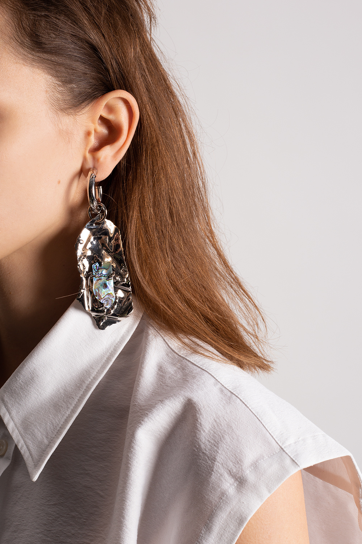 Acne Studios Earring with appliqué