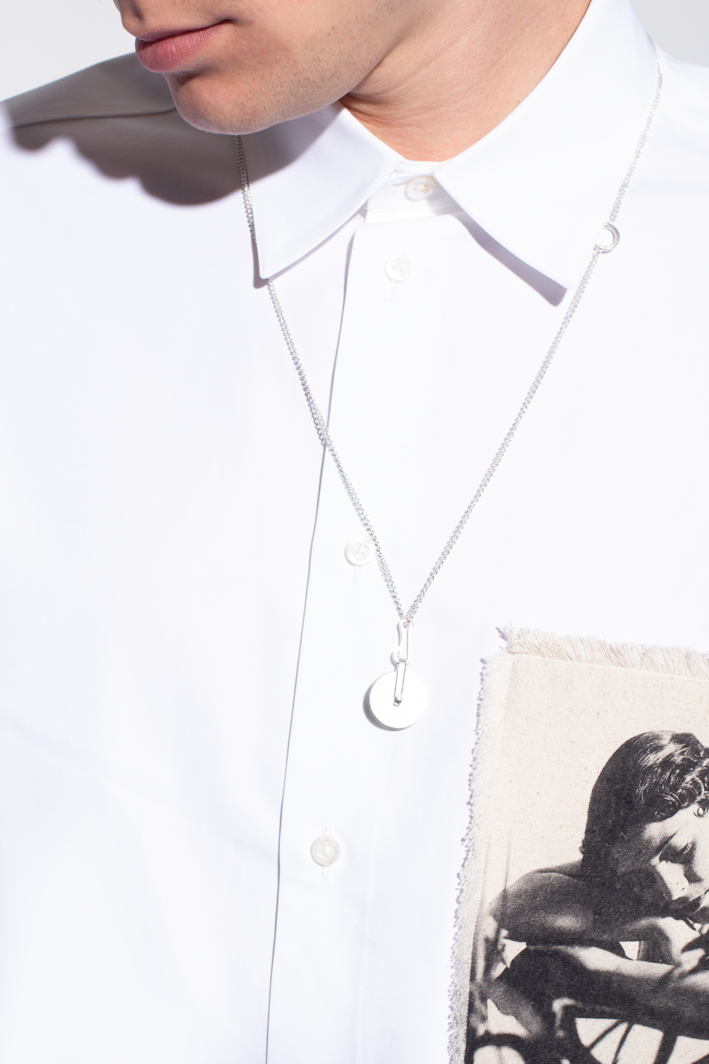 JIL SANDER Necklace with charms